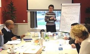 Training 5 X Zetelmethode voor succesvol contact met collega's