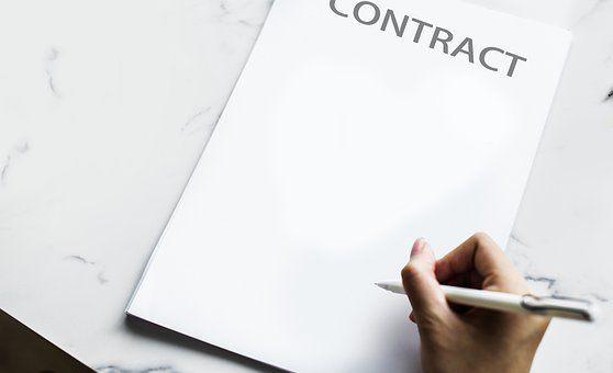 vrijstelling ondernemingsraad contract