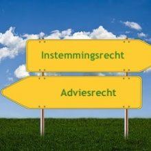 verschil adviesrecht instemmingsrecht